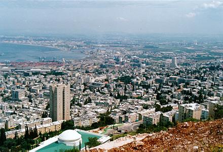 Haifa de peCarmel