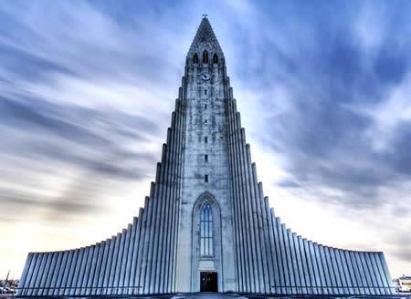 iceland church