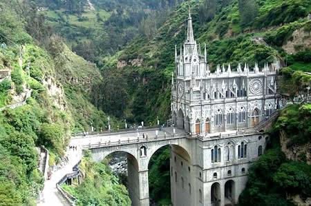 las lajas church
